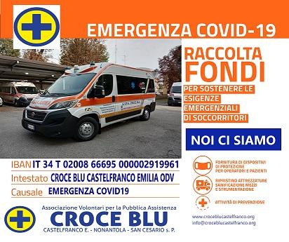 Raccolta Fondi - Emergenza Codid19